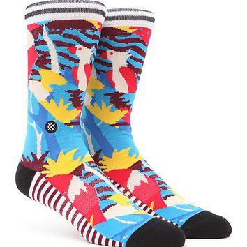 Stance Polly Crew Socks - Mens Socks - Multi - One