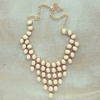 Pree Brulee - White Sands Romance Necklace