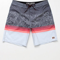 "Billabong Spinner Tropics Lo Tides 19"" Boardshorts at PacSun.com"
