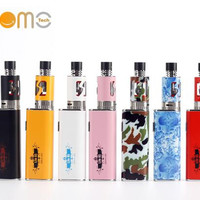 2017 Lite 65W Starter Kit Electronic Cigarette mods 65W Vape Box Mod with usb charger VS Eleaf Istick 30W 50W 100W Ijust 2