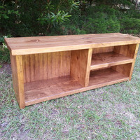 Mudroom Bench With Shoe Storage and Boot Cubby