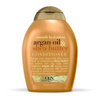 OGX Conditioner, Smooth Hydration Argan Oil & Shea Butter, 13oz