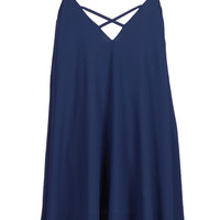 Cupshe After Party Chiffon Dress