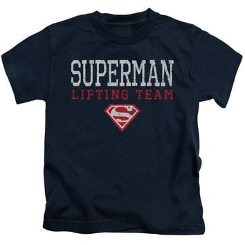 Superman - Lifting Team Short Sleeve Juvenile 18/1