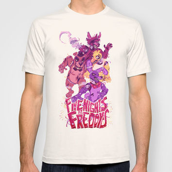 Five Nights at Freddy's T-shirt by Camille Dion-Bolduc