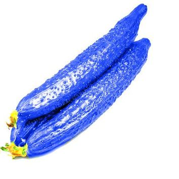 China Rare Cucumber Long Blue Cucumber Seeds Vegetable Seeds For Home NO-GMO Seeds Vegetables For Home Garden Planting 100PCS