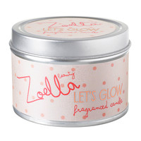 Zoella Beauty Let's Glow Fragranced Candle
