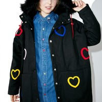 Heart Collection Jacket