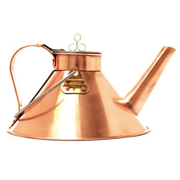 Pioneer Tea Kettle - Handmade Copper Tea Kettle
