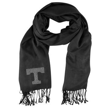 Tennessee Volunteers NCAA Black Pashi Fan Scarf