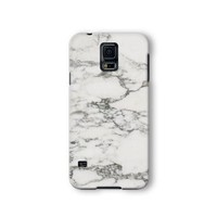 Samsung Galaxy S5 Case, Marble Print 3d-sublimated, Mobile Accessories Marble 01.