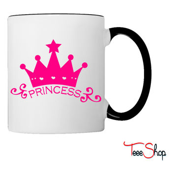 Princess Bride crown Coffee & Tea Mug