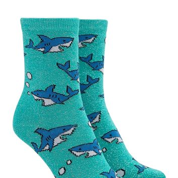 Shark Crew Socks