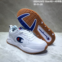 DCCK C024 Champion x Casbia Awol Atlanta Sneaker Ratro Casual Running Shoes White