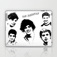 1 Direction Portrait Poster Laptop & iPad Skin by Karl Wilson Photography