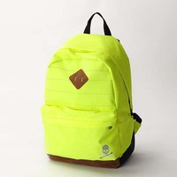 Neon Canvas Backpack
