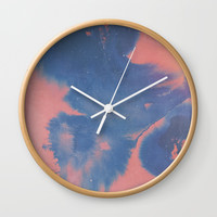 Don't give Yourself away Wall Clock by DuckyB