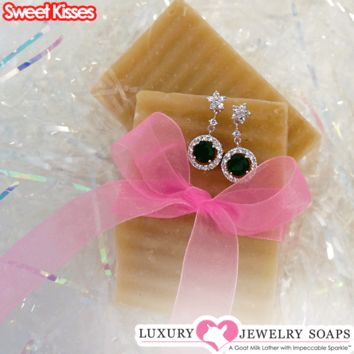 Sweet Kisses Luxury Jewelry Soaps