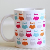 owl groove mug at ShopRuche.com