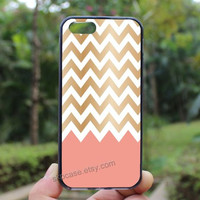 Gold Chevron,pink case,iphone 4/4s case,Death Skeleton Side iphone 5 case,iphone 5s case,iphone 5c case,Christmas Gift,Personalized