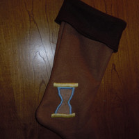 My little pony Doctor Whooves / Time Turner Christmas Stocking