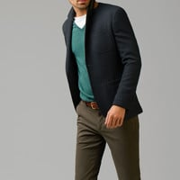 FANTASY WOOL BLAZER - View all - Blazers - MEN - United States of America / Estados Unidos de América