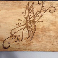 Reclaimed Wood designs and cutouts