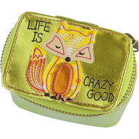 Natural Life Lime Fox Metallic Vegan Leather Mini Jewelry Case Ulta.com - Cosmetics, Fragrance, Salon and Beauty Gifts