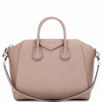 Antigona Medium leather tote