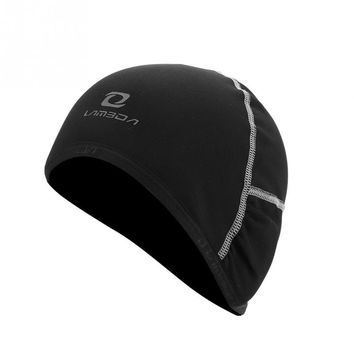 Cycling Cap Men Windproof Cap Hat Winter Sports Helmet Fleece Warm Hat Women Riding Running Skiing Skull Cap