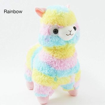 Alpacasso Plush - Rainbow (Big)