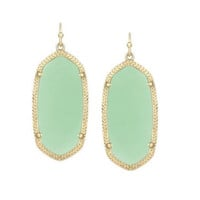 Kendra Scott Elle Earrings - Chalcedony