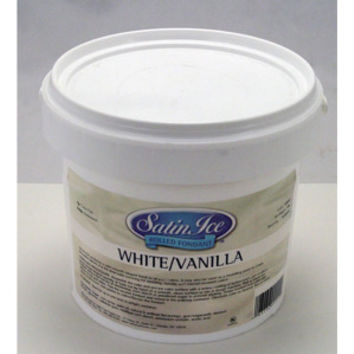 Satin Ice™ Rolled Fondant, Ivory, 5 lbs.