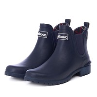 Wilton Wellingtons in Navy by Barbour - FINAL SALE