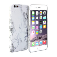 Snap Cover Glossy (Marble Pattern) for iPhone 6 Plus