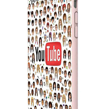 Youtube Boy Band iPhone 6 Case Available for iPhone 6 Case iPhone 6 Plus Case