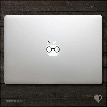 Harry Potter inspired Macbook Decal / Macbook Sticker