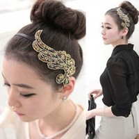 Hot Sale Korean Style Angel Wings Hair Band  : Wholesaleclothing4u.com