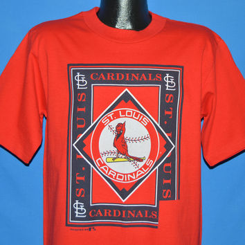 90s St. Louis Cardinals Deadstock t-shirt Large