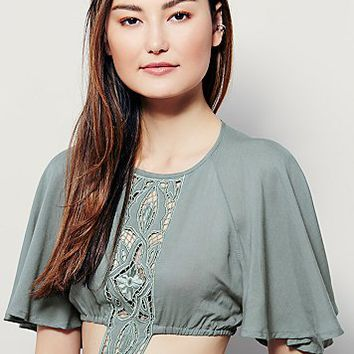 Free People Ask Me Out Romper