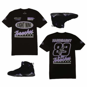 Hardearnt T Shirt Concord