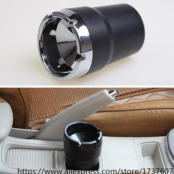 Portable Smokeless Car Ashtray