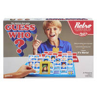 Guess Who? Game Retro Series 1988 Edition