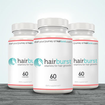 Hairburst | Natural Hair Vitamins | Hair Growth | Hair Health