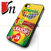 Crayola Crayons for iPhone 4/4s Case, iPhone 5 Case, Samsung Galaxy s3 i9300 and s4 i9500 case