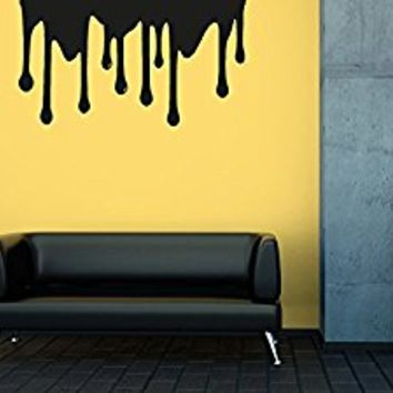 Wall Decal Vinyl Sticker Decals Art Decor Design Paint Splash Color Mural Pattern Homeware Abstract Kids Nursery Dorm Office Bedroom(r696)