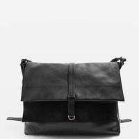 Premium Leather Slouch Bag - Bags & Wallets - Bags & Accessories