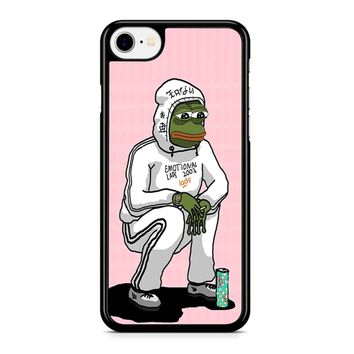 Aesthetic Pepe 1 iPhone 8 Case
