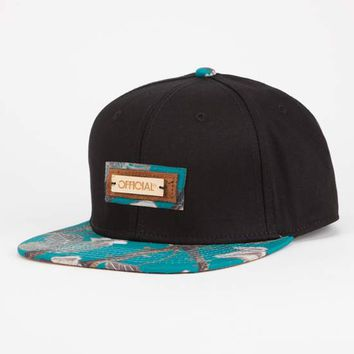 OFFICIAL Real Tropical Mens Strapback Hat | Strapbacks