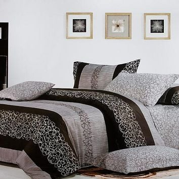 Charming Garret Luxury Comforter Set Combo 300GSM